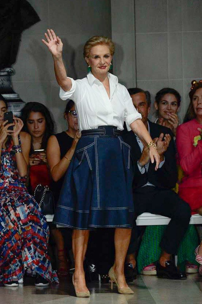 Carolina Herrera Spring 2017 Ready-to-Wear Collection Photos - Vogue