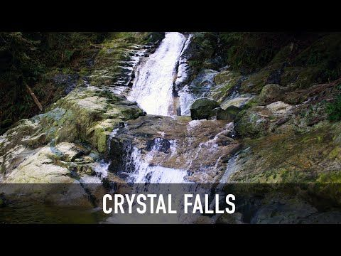 Crystal Falls in Coquitlam, BC | Vancouver Trails