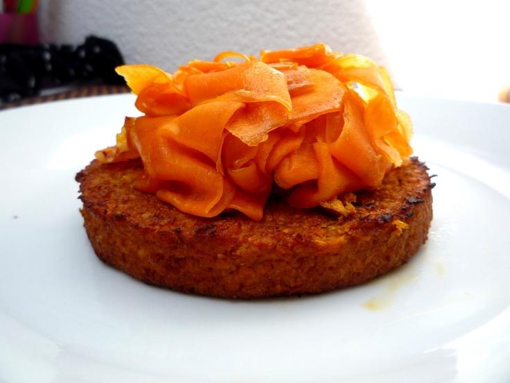 http://merry-marine.blogspot.fr/2013/04/steak-de-soja-et-son-dome-de-carottes.html?q=soja
