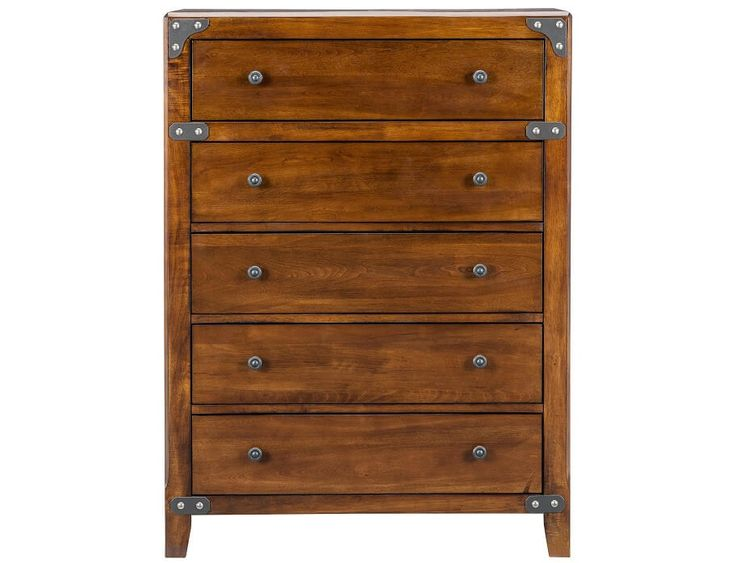 Delburne Collection - Brown Chest