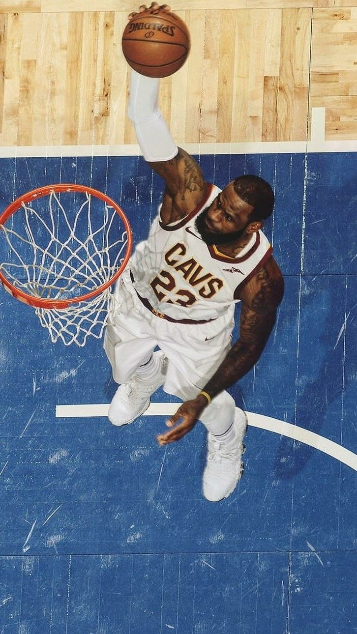 LEBRON JAMES WALLPAPER