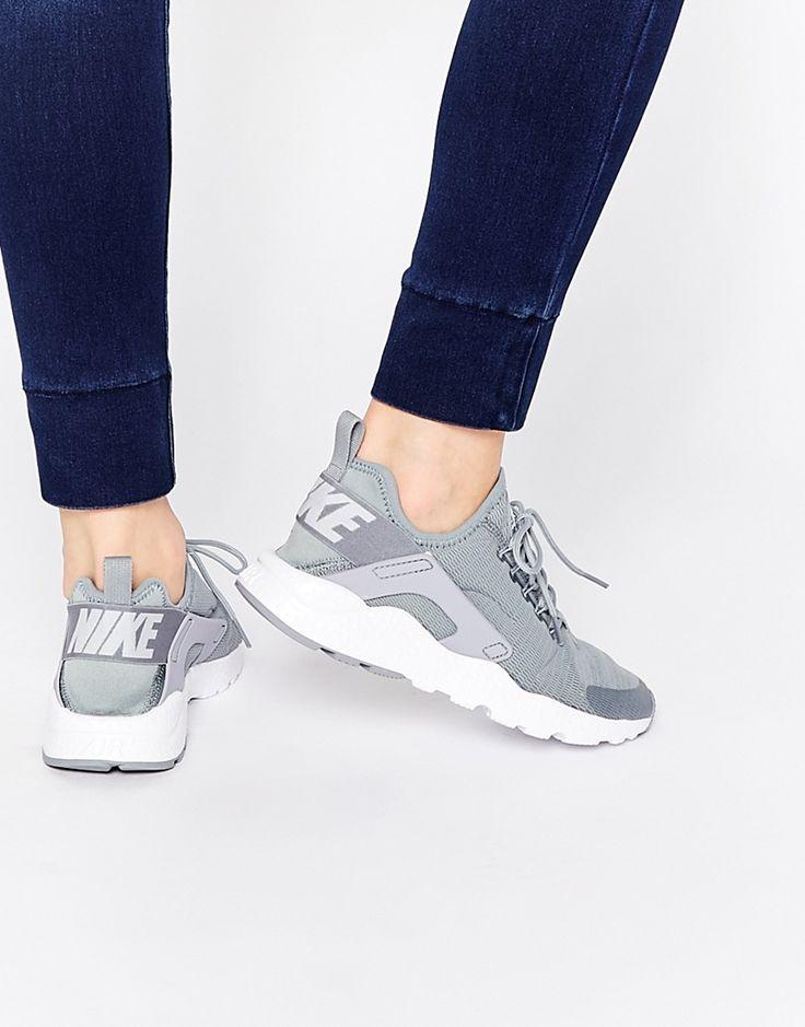 Nike Huarache Miliz Grün