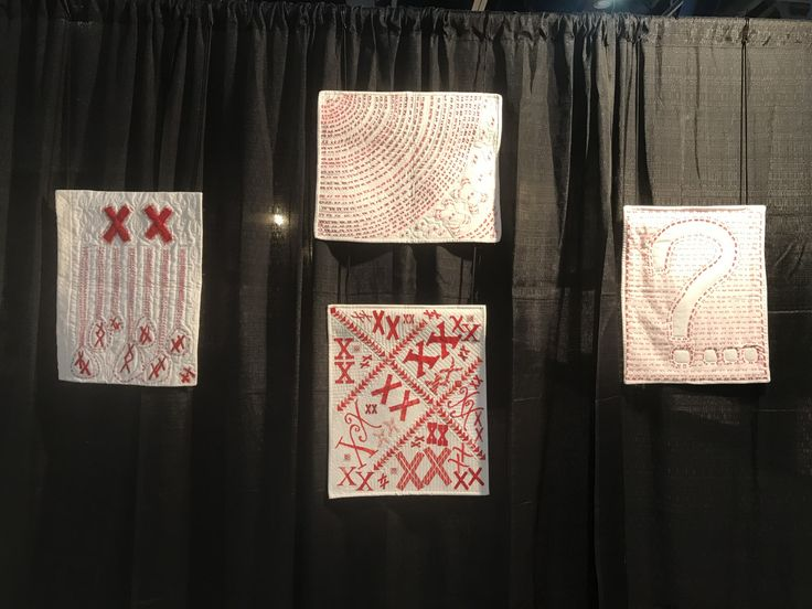The 70273 Project Special Exhibit at the International Quilt Festival 2017