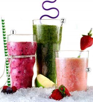 list of fruit healthy fruit blender recipes