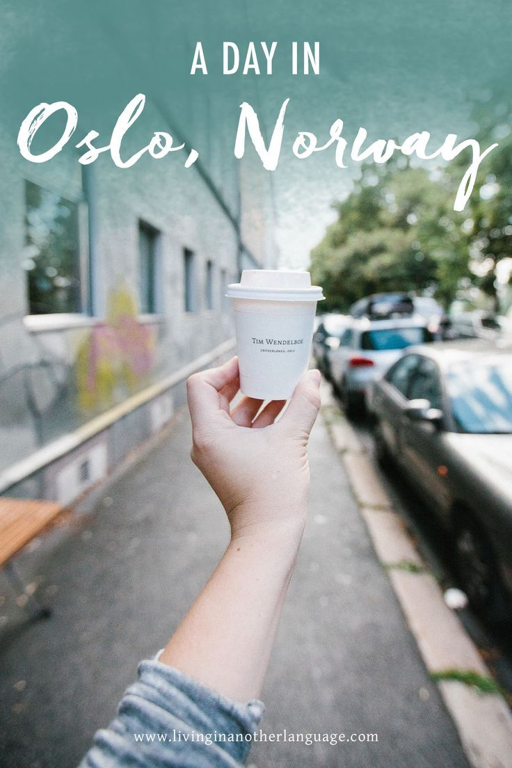 A Day in Oslo, Norway - Living in Another Language