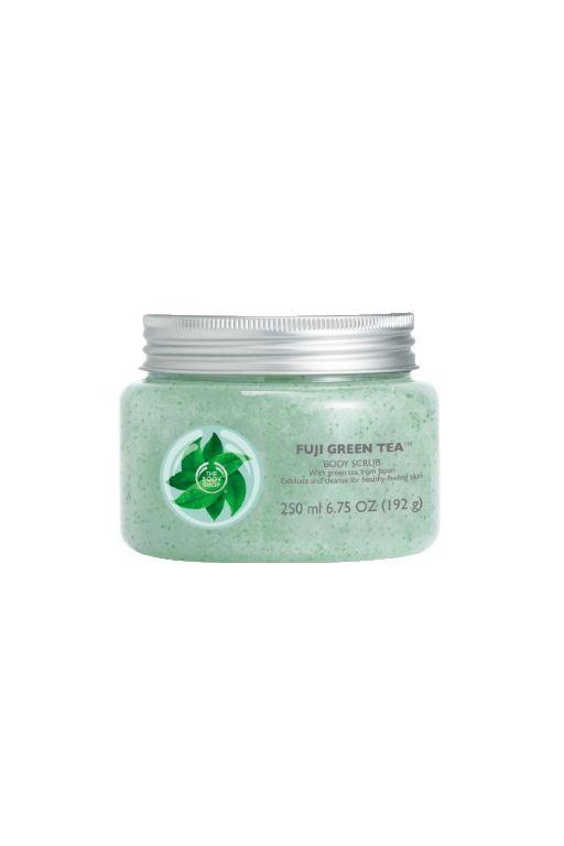 Fuji Green Tea scrub do ciała