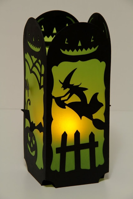 The Paper Boutique: Happy Halloween Lanterns