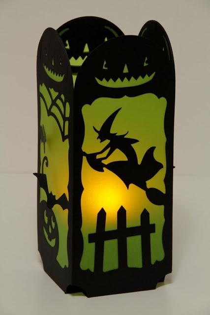 The Paper Boutique: Happy Halloween Lanterns