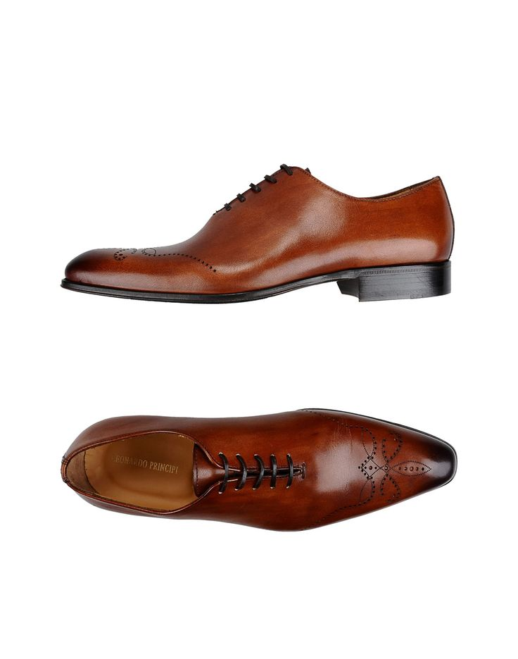 Leonardo Principi Men Laced Shoes on YOOX. The best online selection of  Laced Shoes Leonardo Principi. YOOX exclusive items of Italian and  international ...