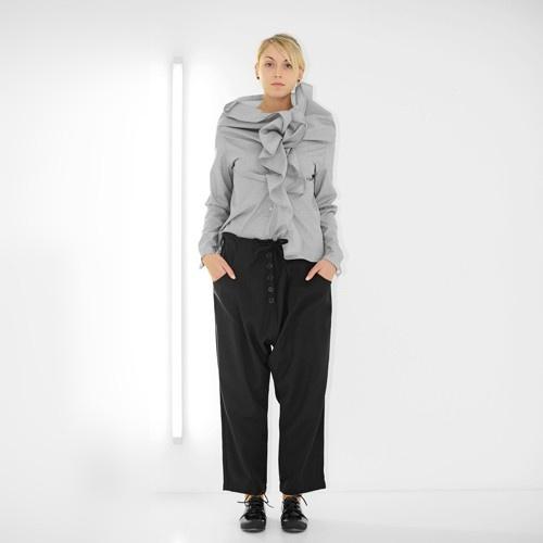 Camicia Rettangolo grey  by Altrove $259
