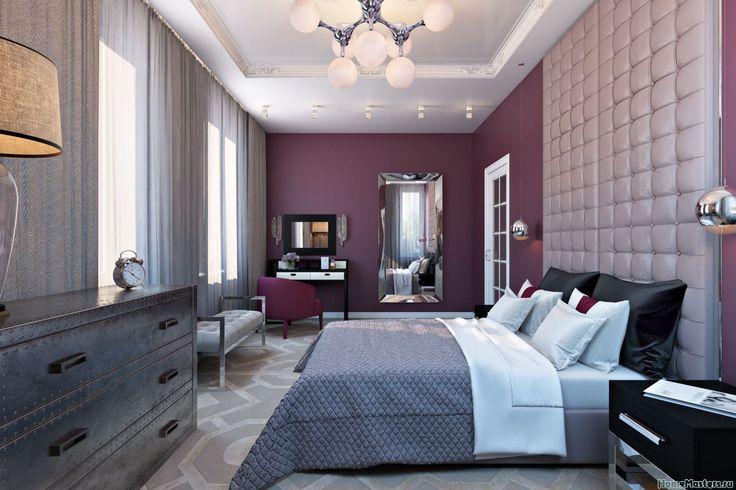 Школа ремонта дизайн спальни