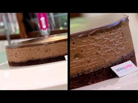 Zumbo Baking - Milk Chocolate Mousse Cake (Full Video) - YouTube