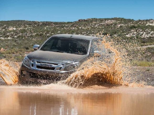 The new Isuzu KB loves the outdoors.