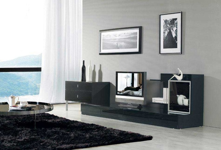 Black-Entertainment-Center-Furniture-fit-with-52-inch-TV-in-the-low-profile