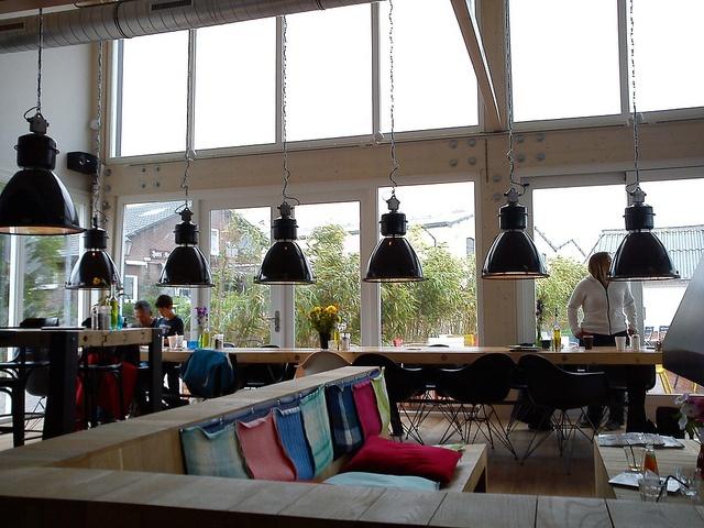 Loods, West-Terschelling by Avista. Een van onze favorieten! http://www.vakantiehuisopterschelling.com/Eten.html