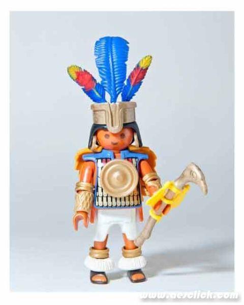 Inca Warrior