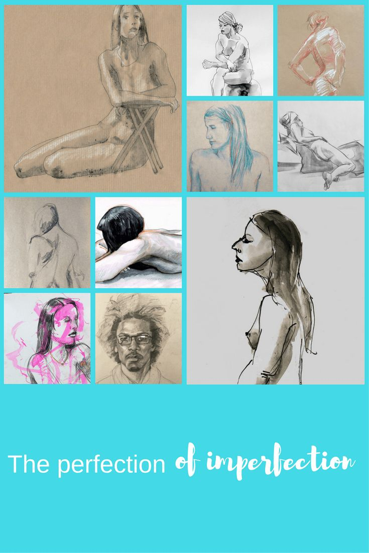 The perfection of imperfection - ARTiful: painting demos