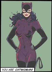 Catwoman - Image copyright DC Comics
