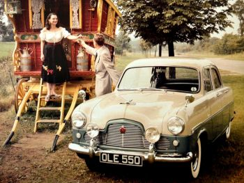 Ford Zephyr Zodiac Saloon '1953–56