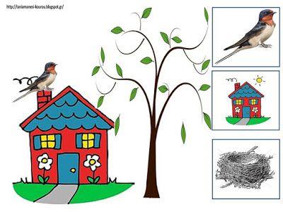 Δραστηριότητες, παιδαγωγικό και εποπτικό υλικό για το Νηπιαγωγείο & το Δημοτικό: ΠΟΥΛΙΑ