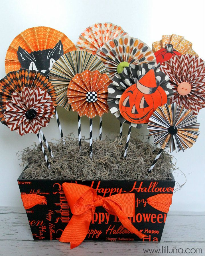 Ideas about halloween centerpieces on pinterest