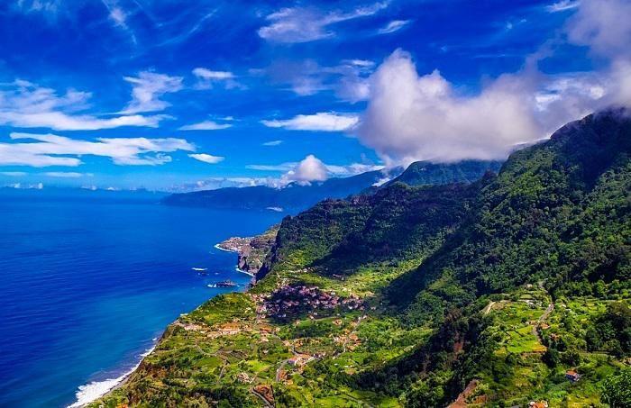 Comment Bien Preparer Et Reussir Votre Prochain Voyage A Madere Voyage Madere Paysage Merveilleux Vacances Mer