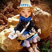 Куклы и игрушки ручной работы. Ярмарка Мастеров - ручная работа Лия. Handmade.