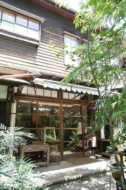 北鎌倉の古民家カフェ 喫茶ミンカ