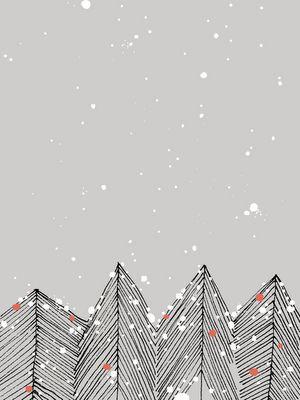 christmas card by kanelimaa