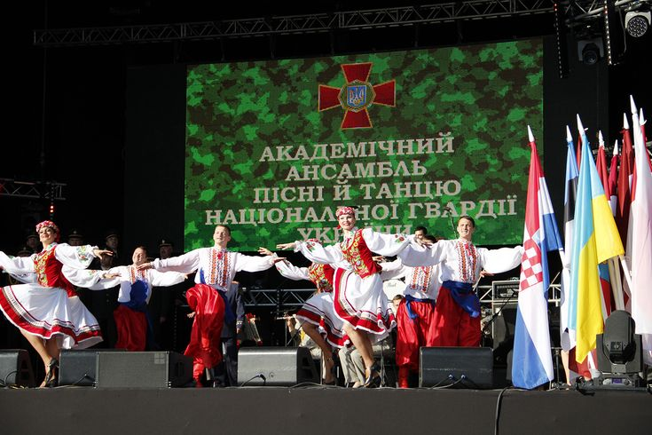 Фоторепортаж: праздник города Даугавпилс, 9 июня