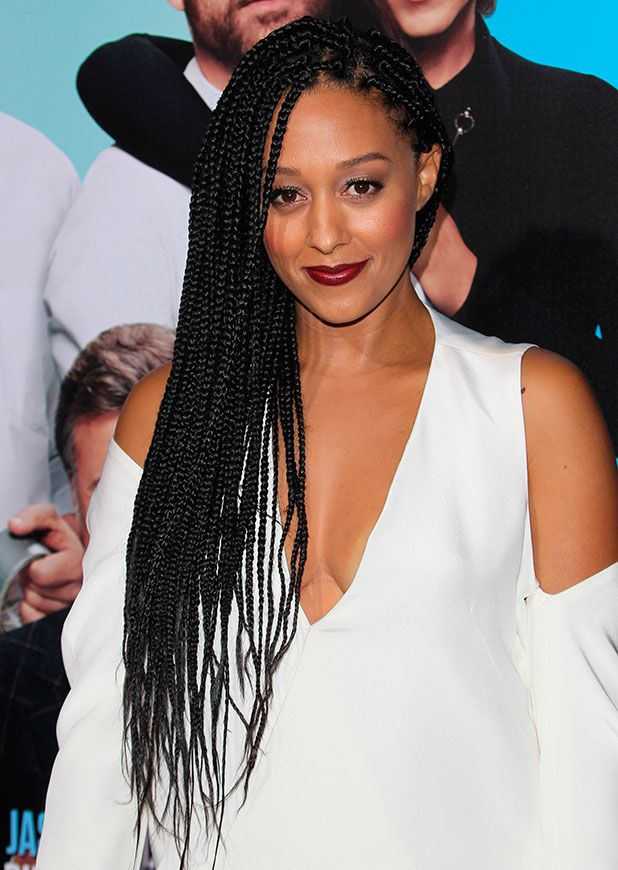 Tia Mowry At The Los Angeles Premiere Of Horrible Bosses