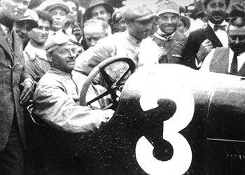 Motor Racing History: Death of  Antonio Ascari  July 26, 1925 - Antonio Ascari was an Italian Grand Prix motor racing champion. Ascari raced at the Cremona Circuit where he drove to his first major Grand Prix victory. In 1924, he was again the winner at Cremona in the first race of the P2, then went on to Monza where he won the Italian Grand Prix. Ascari was killed while leading the 1925 French Grand Prix in an Alfa Romeo P2 at the Autodrome de Montlhéry south of Paris.