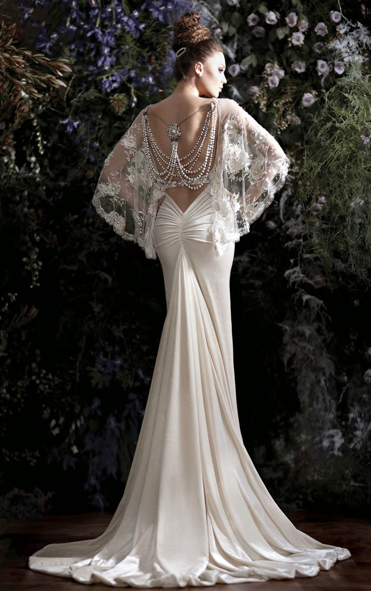 The Lourdes Wedding Dresses Collection By Galia Lahav ~ Glowlicious