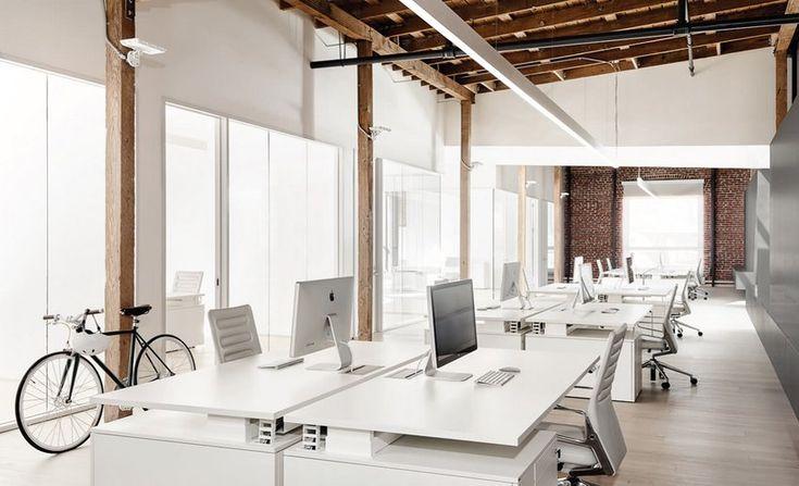 Und so sieht das Lieblingsbüro von US-Blogger Stephen Searer aus. Die...