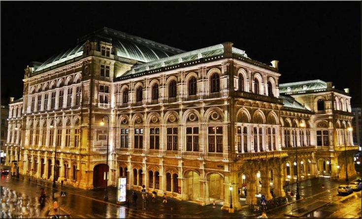 How to Get Standing Room Tickets for the Vienna State Opera | Traveldudes.org