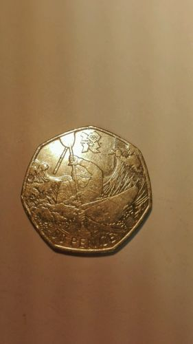 Rare london #olympics 2012 #canoe/kayaking 50p #fifty pence collectable coin hunt,  View more on the LINK: 	http://www.zeppy.io/product/gb/2/282245345958/