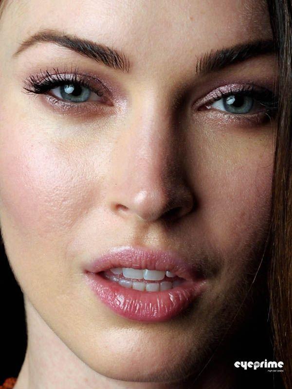 Megan Fox - natural makeup