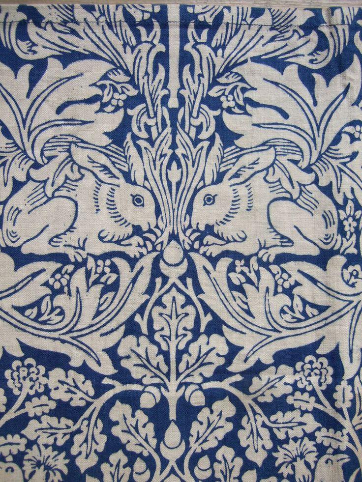 William Morris Antique Fabric Morris Amp Co Original Brer