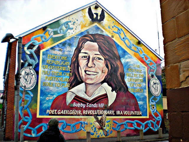 25 best ideas about bobby sands on pinterest irish for Bobby sands mural