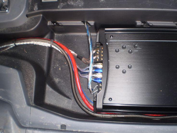 2005 honda pilot stereo upgrade