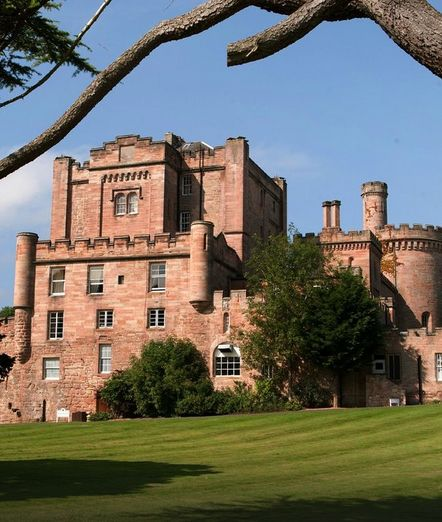 Rooms: 17 Best Images About Dalhousie Castle On Pinterest