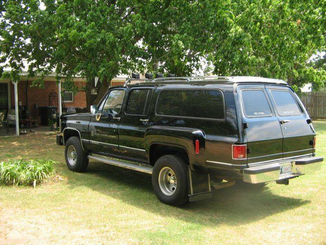 1990 chevy silverado suburban r1500 | IMCDb.org: 1989 ...