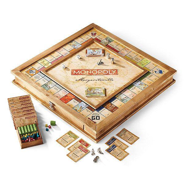 Monopoly margaritaville deluxe edition wishlist