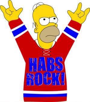 #montreal : #HomerSimpson...#Habs Hero