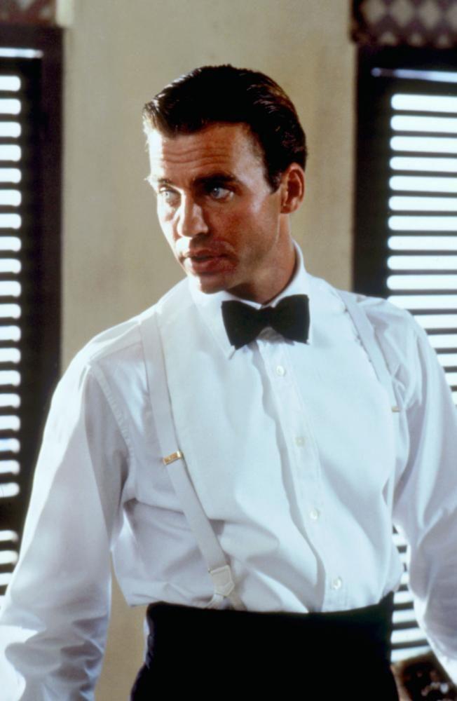 "Jeff Fahey in ""White Hunter, Black Heart"" (1990). Director: Clint Eastwood."