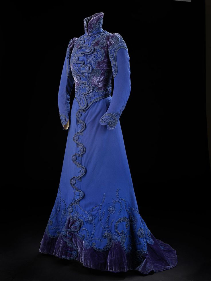Going-away suit, 1899 #victorian #belle epoque From Glasgow Museums via Artfund
