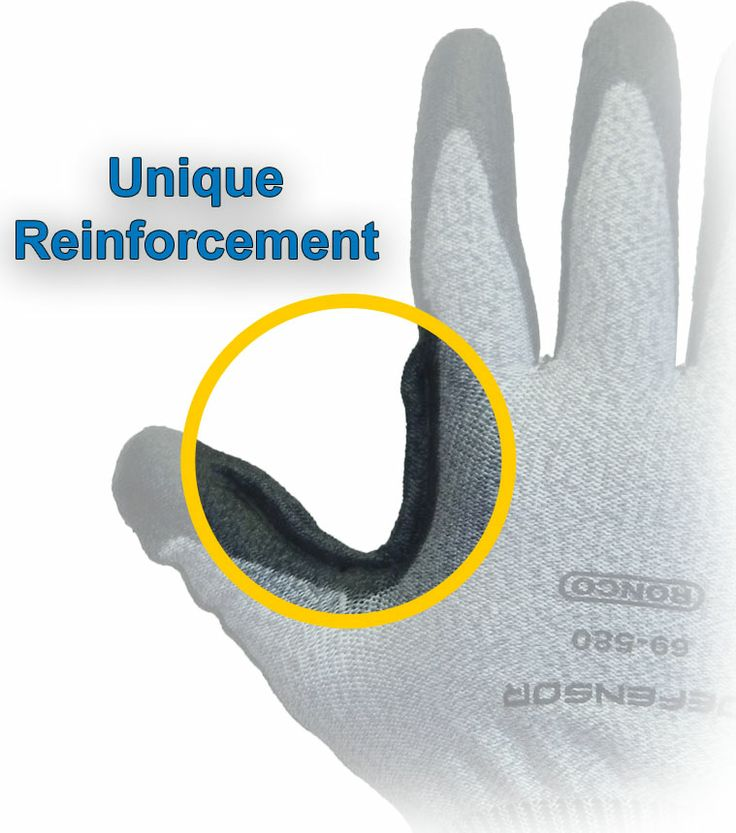 Looking for a heavy duty cut resistant glove designed for jobs entailing high cut and scrape hazards? Check out the RONCO Defensor 69-580 with the unique  thumb-crotch reinforcement for extra protection and durability ► http://ca.en.safety.ronco.ca/products/238/defensor%E2%84%A2-69-580-cut-resistant-glove.html
