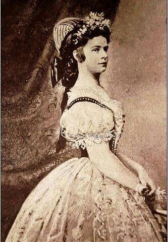 Empress Elisabeth | Keizerin Elisabeth Van Oostenrijk ...