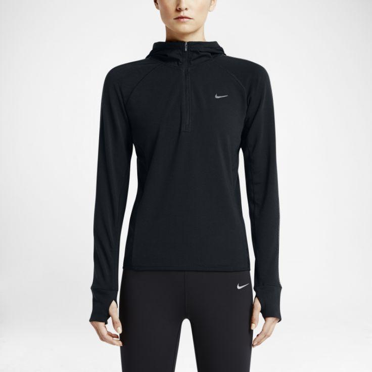 Health Goth // Nike / Nike Dri-FIT Sprint Half-Zip