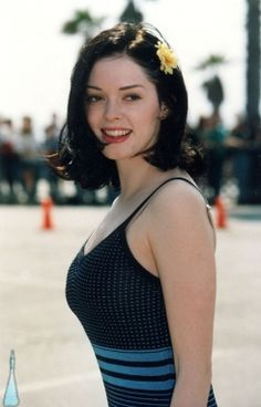 Rose McGowan Bob Hairstyles